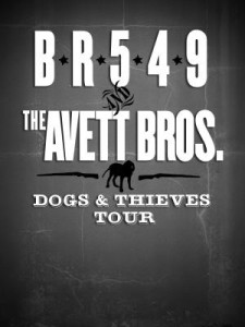 2006 dogs & thieves tour